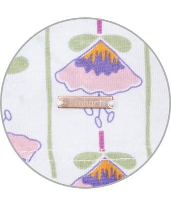 Robe manga curta