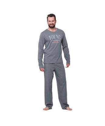 Pijama Manga Longa e Calça