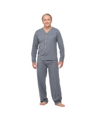 Homewear Clássico Manga Longa e Calça