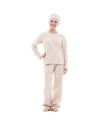 Homewear manga longa e calça