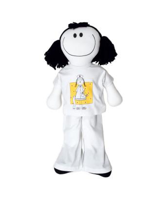 Boneca Pat enfermeira